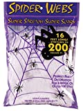 Super Stretch Spider Web – 16 Foot