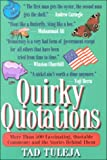 Quirky Quotations, Tad Tuleja, 1578661021