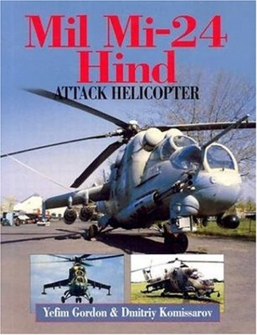 Mil Mi-24 Hind Attack Helicopter - Mi 24 Hind Helicopter