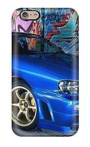 Diycase case Protector For Iphone 6 plus 3izxNJMV7U3 Nissan Skyline Gtr R34 case cover