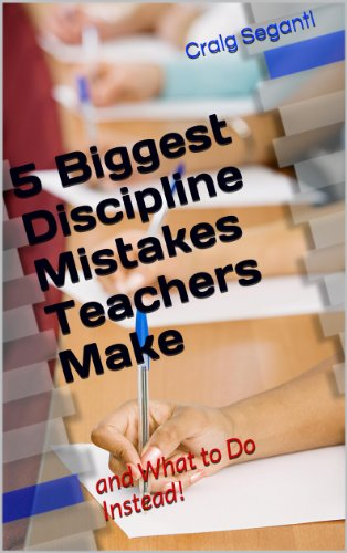 5 Biggest Discipline Mistakes Teachers Make: and What to Do Instead!