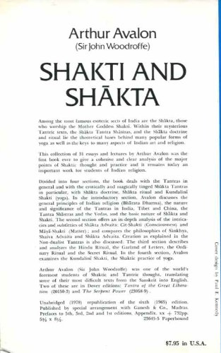 SHAKTI AND SHAKTA DOWNLOAD