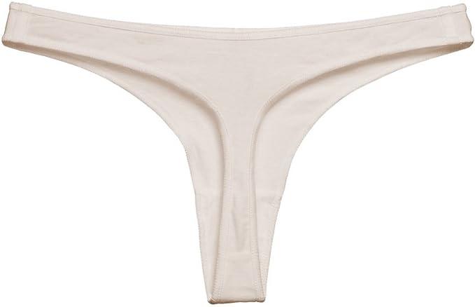 XIEPEI Tanga Cotton para Señorita, Varios Tamaños Colors, M, L, XL ...