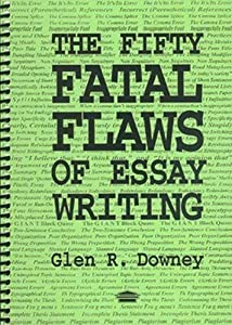 Writing The Perfect Flaw