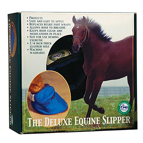 Deluxe Equine Slipper in X Large by Bluegrass Equine Products