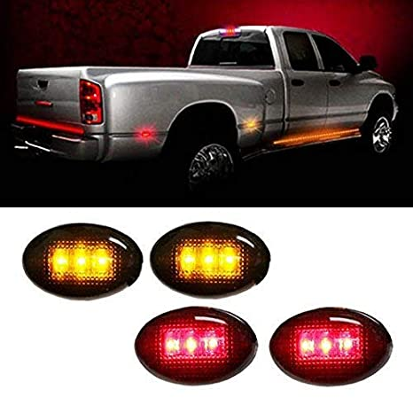 1992 chevy dually fender lights