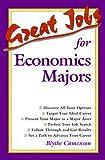 Great Jobs for Economics Majors 9780658002229