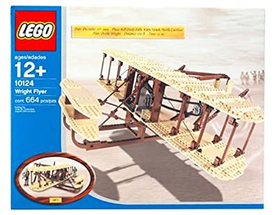 LEGO: Wright Brothers Plane
