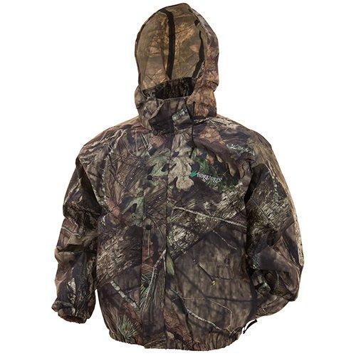 Frogg Toggs Pro Action Camo Jacket, Mossy Oak Break Up Country, Medium