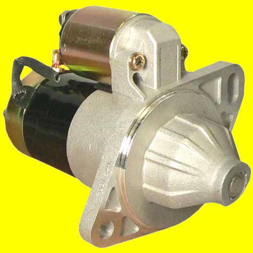 DB Electrical SND0413/New starter per John Deere 1435/4100/Gator utv//Yanmar motori 3T72/3TN66/3TN72/3TN75/YM1600/Lawn Tractor