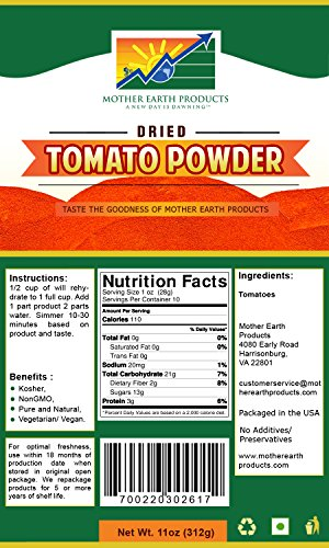 mother-earth-products-dehydrated-tomato-powder-2-cup-mylar