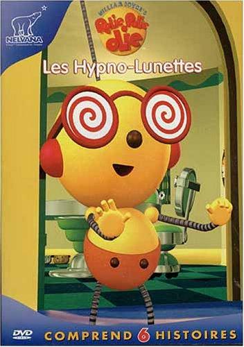Rolie Polie Olie - Les Hypno-Lunettes (French Version with English Version - Lunettes French