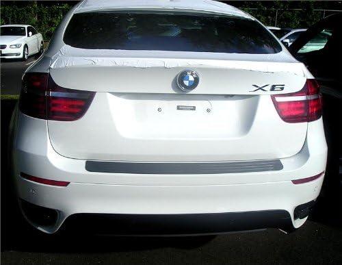Zeta Products Rear Bumper Protector Wil Fit 2008-2014 BMW X6 Inc
