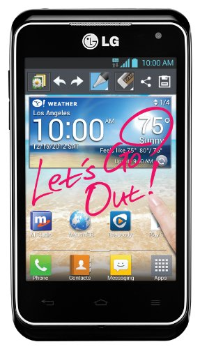 LG Motion Prepaid Android MetroPCS
