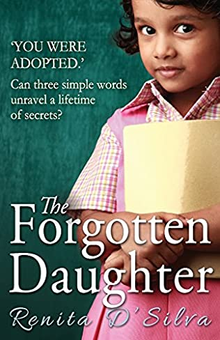 book cover of The Forgotten Daughter
