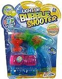 Grafix Childrens Light Up LED Bubble Shooter Toy Gun