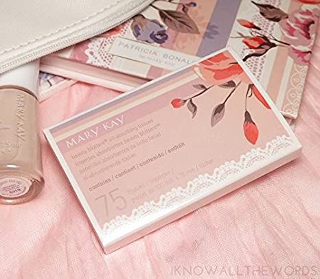 Mary Kay papelillos absorbentes de grasa facial by Body Market: Amazon.es: Belleza