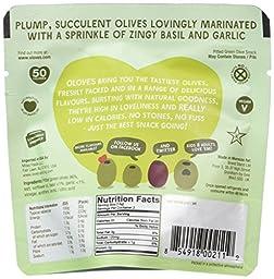 Oloves Olives Basil and Garlic (Pack of 30)