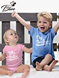 Sibling Shirts Set for Brothers and Sisters Boys