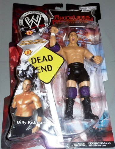 WWE - 2007 - Deluxe Aggression Series 11 - William Legal Action figures - w / Face Print Chair - Limited Edition - Collectible by WWE