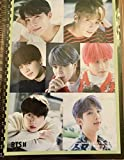 K-Pop Boy Group BTS Bangtan Boys A5 Spiral Lined