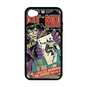Cartoon Pattern Batman Movie Joker for iPhone 4,4S Case