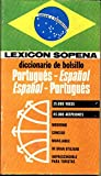 img - for Diccionario Lexicon Portugues Espanol / Espanol Portugues book / textbook / text book