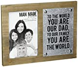 Man Made 14243 Dad Picture Frame