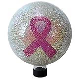 Very Cool Stuff GLMPPR102 VCS Pearl Pink Mosaic Glass Globe, 10''