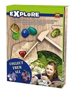 Explore - Set para extracción de piedras preciosas, multicolor (SES 25021)