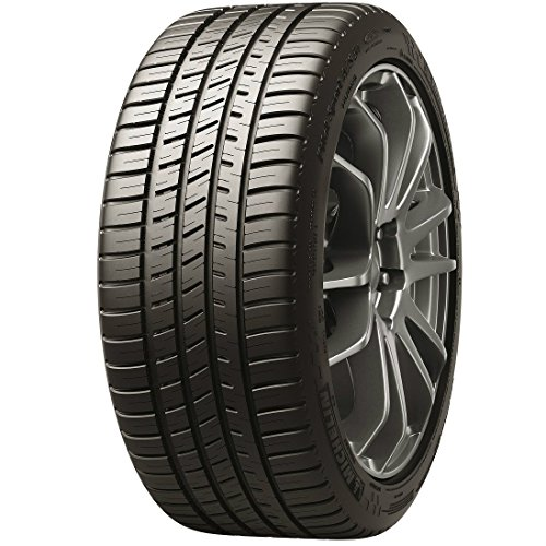 Michelin Pilot Sport A/S 3+ all_ Season Radial Tire-215/45ZR17 91W