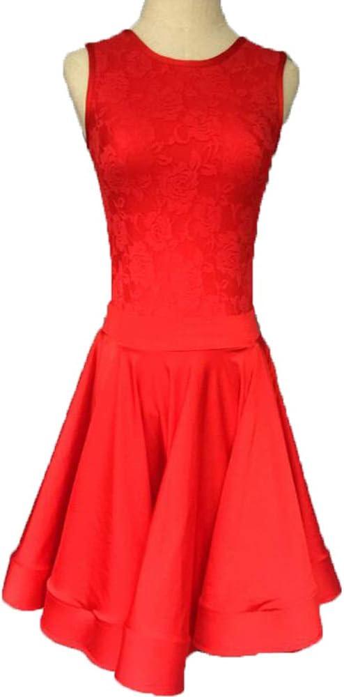 ラテンドレス 社交ダンスドレス モダンドレス ロングスカート ダンスウエア 競技 デモ ダンス衣装 画面色 XL