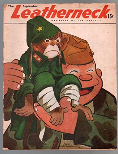 Leatherneck 9/1946-Marines-Fred (Marine Ups)