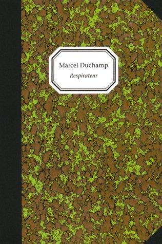 Download Marcel Duchamp: Respirateur pdf