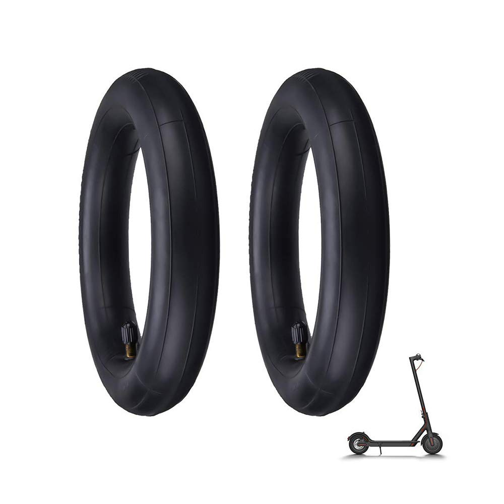 Ourleeme Mi Scooter Inner Tube, Electric Scooter Tire 8 1/2 2 Inner Tube, 2 Pcs Tire Tube Replacement for Scooter by Ourleeme