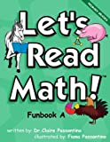 img - for Let's Read Math: Funbook A by Claire Passantino (2007-08-20) book / textbook / text book