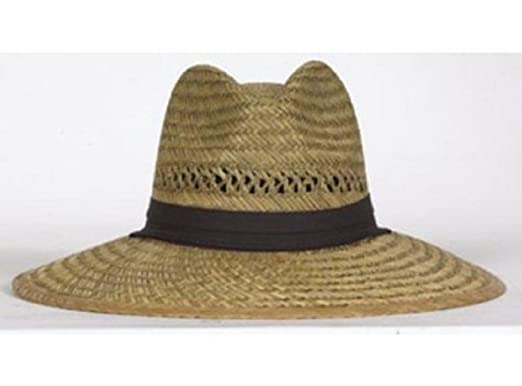 f133570e1fded Dorfman Pacific ACE388 Big Brim Rush Straw Hat (Pack of 12) at ...