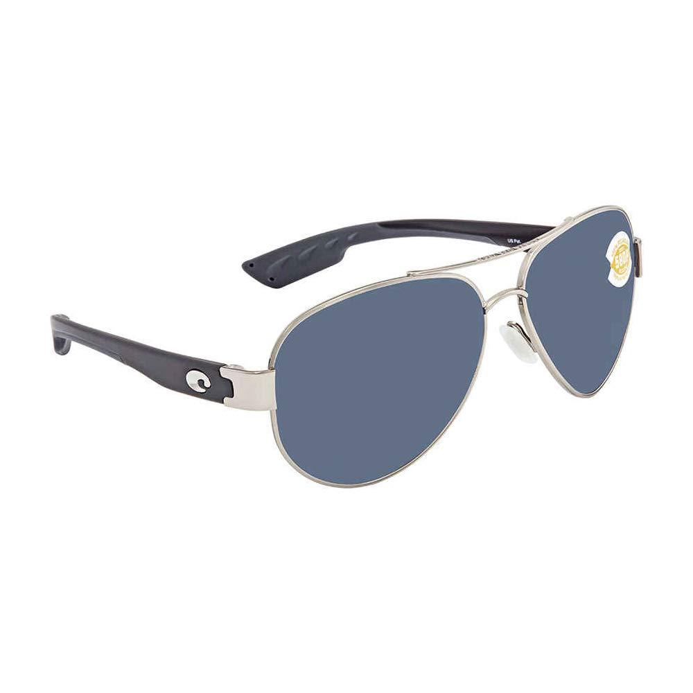 Costa Del Mar Grey Aviator Sunglasses SO 21 OGP by Costa Del Mar