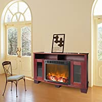 Cambridge Savona Fireplace Mantel with E...