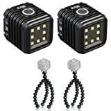 LITRA LitraTorch Photo and Video Light with Joby Gorillapod Flexible Mini-Tripod ( 2 Pack)