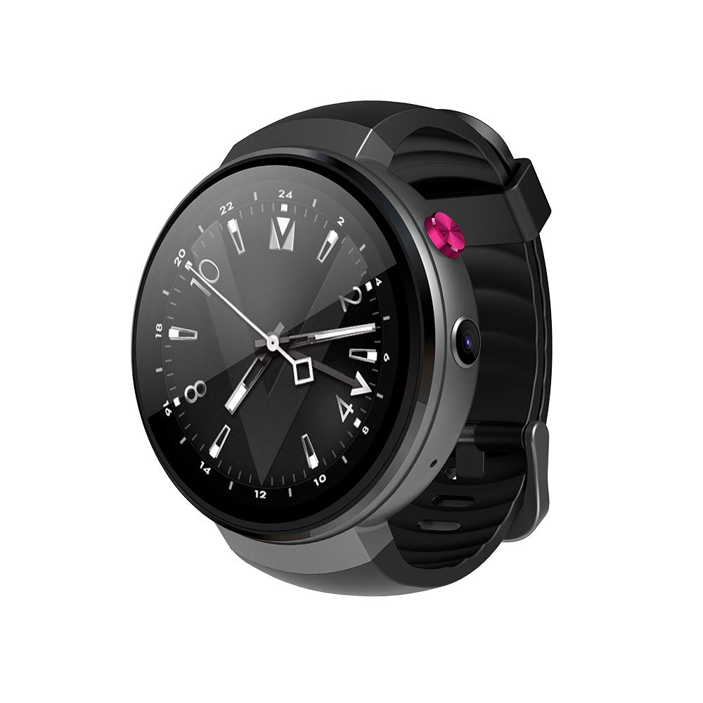 Amazon.com: 4G smart watch, Android 7.0 GPS Bluetooth WiFi ...