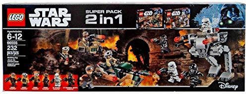 LEGO Star Wars 66555 2 in 1 Star Wars