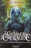 """Afficher """"Les Chevaliers d'Emeraude n° 2 Les dragons de l'empereur noir"""""""
