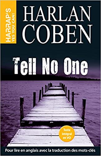 Tell No One Harlan Coben 9782818702802 Amazon Com Books