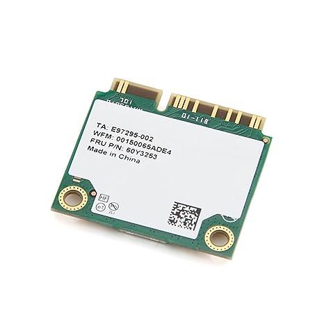 Intel 6205 Anhmw 60y3253 Wireless Wifi Card for Lenovo Thinkpad
