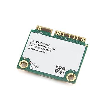 Amazon.com: Intel 6205 anhmw 60y3253 inalámbrico tarjeta ...