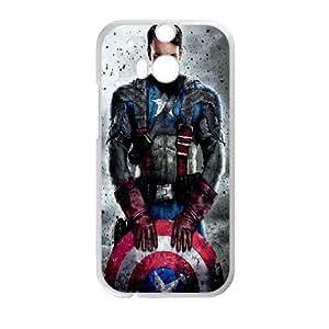 Personalized Creative Captain America For HTC One M8 LOSQ372216