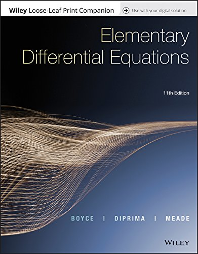 8 best elementary differential equations 11th edition for 2019