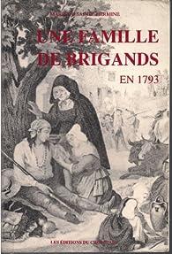 Une famille de brigands en 1793 par Marie de Sainte-Hermine