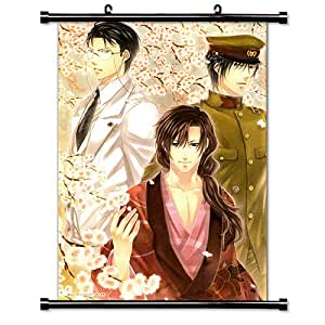 Hanayakanari Waga Ichizoku Anime Fabric Wall Scroll Poster (16 x 24) Inches [TJ]Hanaya-17